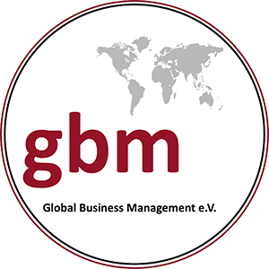 Logo GBM - Global Business Management | © GBM e. V.